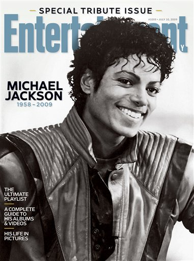 Jackson Magazine Covers